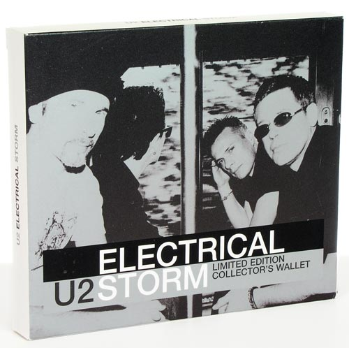Electrical Storm - CD1+DVD