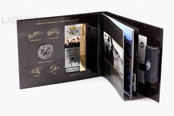 U2 2017 VIP Album  